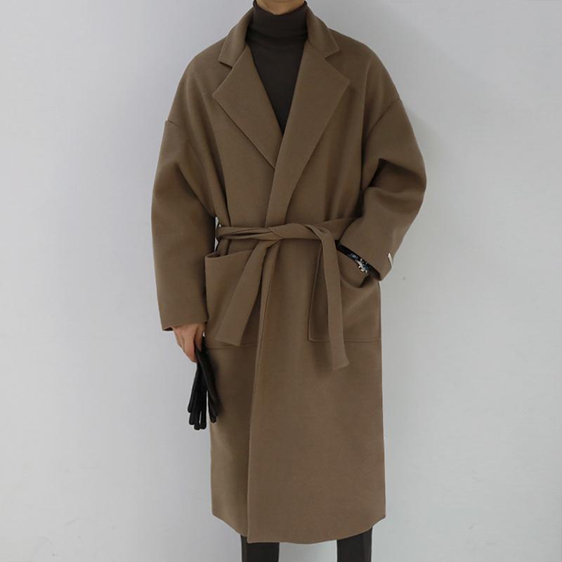 ?秋冬コーデにぴったり♪2019 秋冬 新品 大人気  中・長セクション 保温する チェスターコート