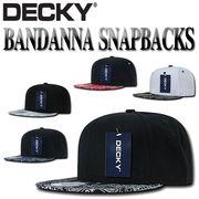 DECKY 1093-Bandanna Snapbacks  15473