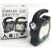 COB型LED 2WAYライト 2色アソート 920-09
