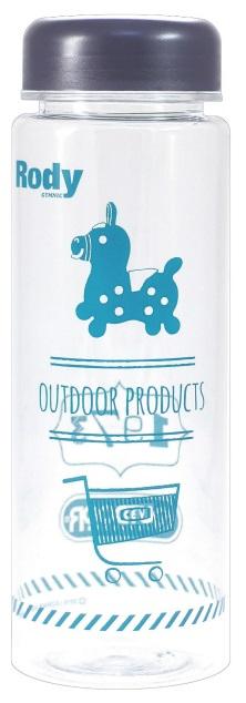 アウトドアプロダクツ×ロディ コラボ クリアボトル(スーパーマーケット)(OPP袋入り)