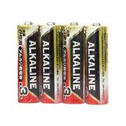 アルカリ乾電池 単3 4p