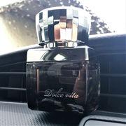 車用エアコンルーバー取り付け芳香剤 DOLCE VITA ボトルタイプ ハニーソープ