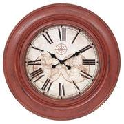 掛け時計 ベガ Φ75cm レッド