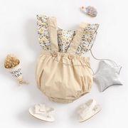 2020春新品★ベビー服★オールインワン★ロンパース★子供服★赤ちゃん着★可愛い★0-3歳