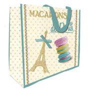 フランス ショッピングバッグ『MACARONS PARIS』