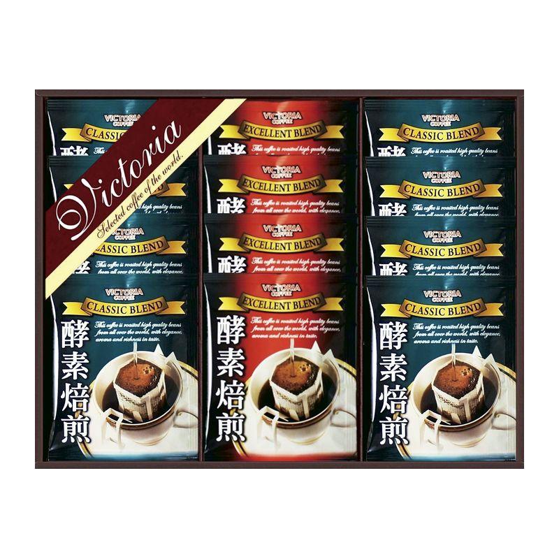 ビクトリア珈琲 酵素焙煎 ドリップコーヒーセット ND-150