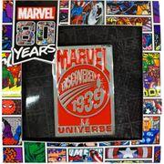 【ピンバッジ】MARVEL COMICS ピンズ 80years-A