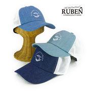 Ruben LINKSメッシュキャップ ヤング帽子