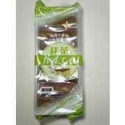 たんばや製菓 国産小麦使用 抹茶かすてら 7個