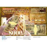 百万円バッテリー 80000mAh RS-C669