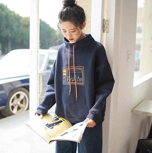?韓国ファッション/デコレーション/パーカー/スウェットシャツ?