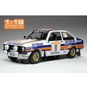ixo/イクソ フォード エスコート MKII RS 1800 1980年ラリー・サンレモ #8 H.Mikkola/A.Hertz