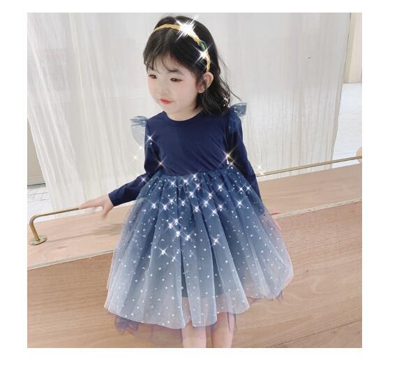 韓国ファッション 韓国子供服  2020春夏新作 子供服 ワンピース  トップス 5-13