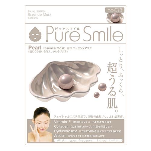 サンスマイル ピュアスマイル エッセンスマスク化粧水タイプ 真珠 018