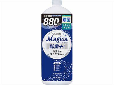 CHARMY Magica チャーミーマジカ 除菌+フレッシュシトラスグリーンの香り 詰替え 大型 880ml