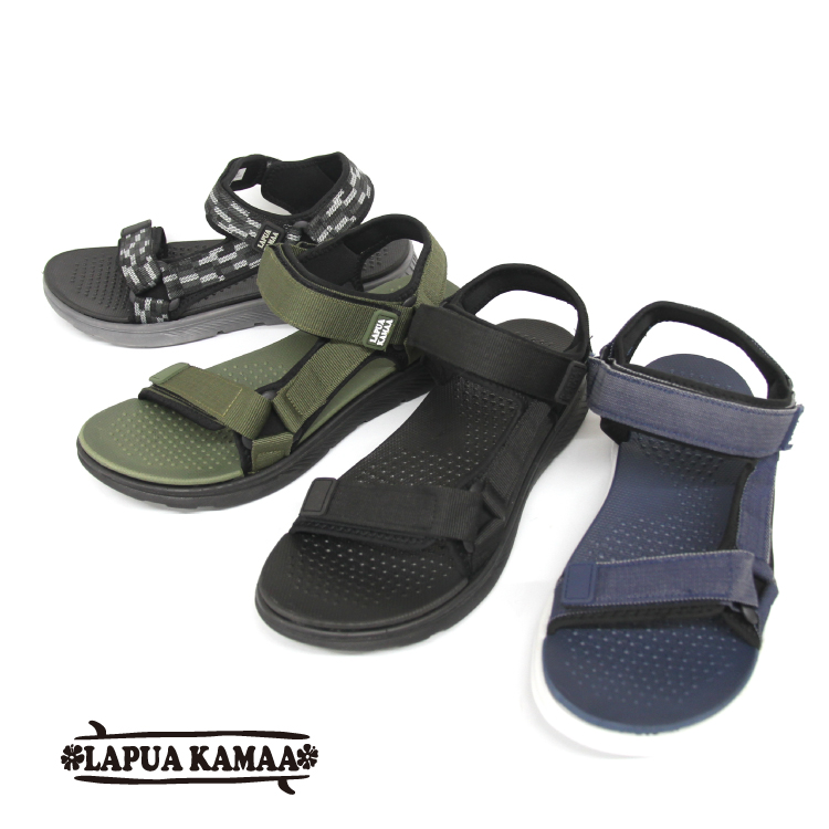 【LAPUA KAMAA】軽量スポーツサンダル LK-1601