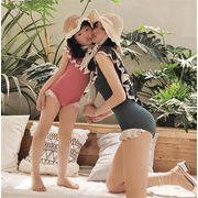 【クーポン使用可能】水着 スリムフィット 母と娘 水着 子供 お出かけ 温泉 子供服  小さい新鮮な