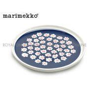 S) 【マリメッコ】 食器 70055 PLATE プレート 13.5cm 食卓 北欧 食器 プケッティダークブルー