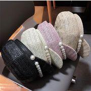 【ファッション祭り特価中!!】中空デザイン  ベレー帽 ファッション  薄いセクション 女の子ファッション