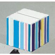 アウトレット[特別プライス・対象外商品]ストライプカードスタンド(ブルー)
