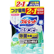 ブルーレットスタンピー 除菌効果プラス スーパーミント つけ替用3本パック