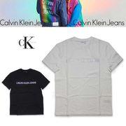 Calvin Klein Jeans HOLOGRAM LOGO TEE 18628