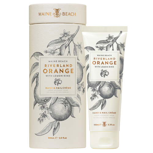 MAINE BEACH マインビーチ Riverland Orange リバーランドオレンジ ハンド&ネイルクリーム