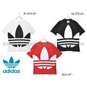 S) 【アディダス オリジナルス】 ビッグ トレフォイル FM9903 FM9904 FM9906  半袖Tシャツ 全3色 メンズ