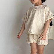 ショートパンツ  半袖Tシャツ  セットアップ 上下2点 ジュニア 男の子女の子 韓国子供服