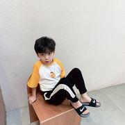 ズボン スポーツ パンツ 夏 通気性 ジュニア 韓国子供服 2020新作 SALE ファッション
