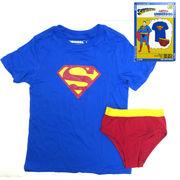 UNDEROOS SUPERMAN 【スーパーマン Tシャツ & ブリーフ セット】【キッズ】