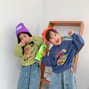 m15893 シャツ T-シャツ スポーツ 長袖 シンプル ファッション  2020新作 SALE 韓国子供服