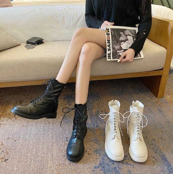 シューズ 靴 ブーツ INS 個性 韓国風 気質 レディースファッション オシャレ