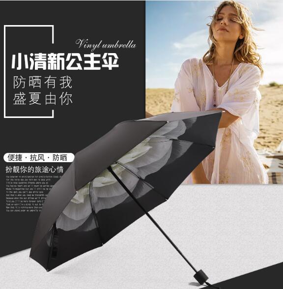 新作折り畳み傘新登場!!★★雨傘★パラソル★折りたたみ傘カメリア晴雨兼用日焼け対策傘