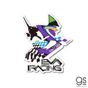 エヴァンゲリオンレーシング  EVA Racing EVARACING 初号機 キャラクターステッカー LCS1226 2020新作