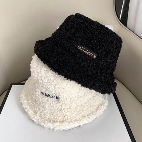 秋 冬 暖かい 帽子 ファッション 女 バケットハット