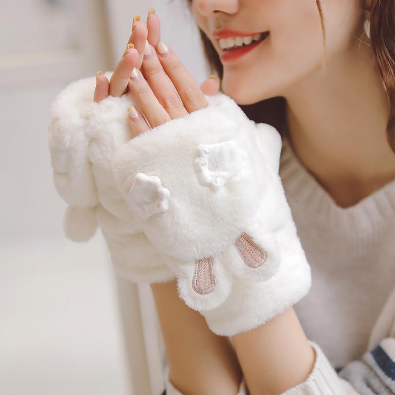 手袋 ハンドウォーマー ニット手袋 手ぶくろ 防寒 秋 冬 スマホ手袋 スマートフォン対応