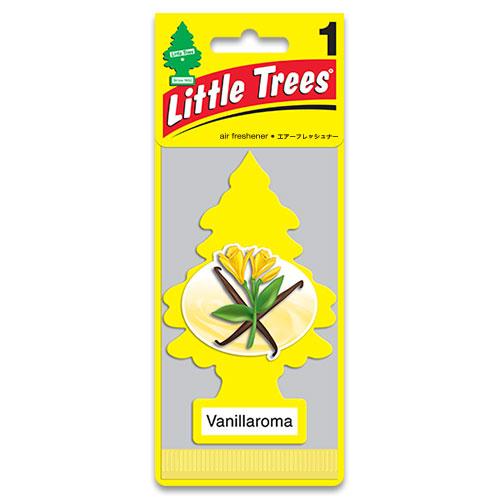 リトルツリー エアフレッシュナー LittleTrees バニラロマ
