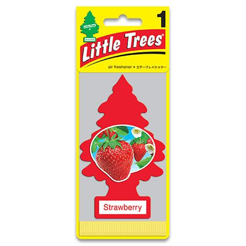 リトルツリー エアフレッシュナー LittleTrees ストロベリー