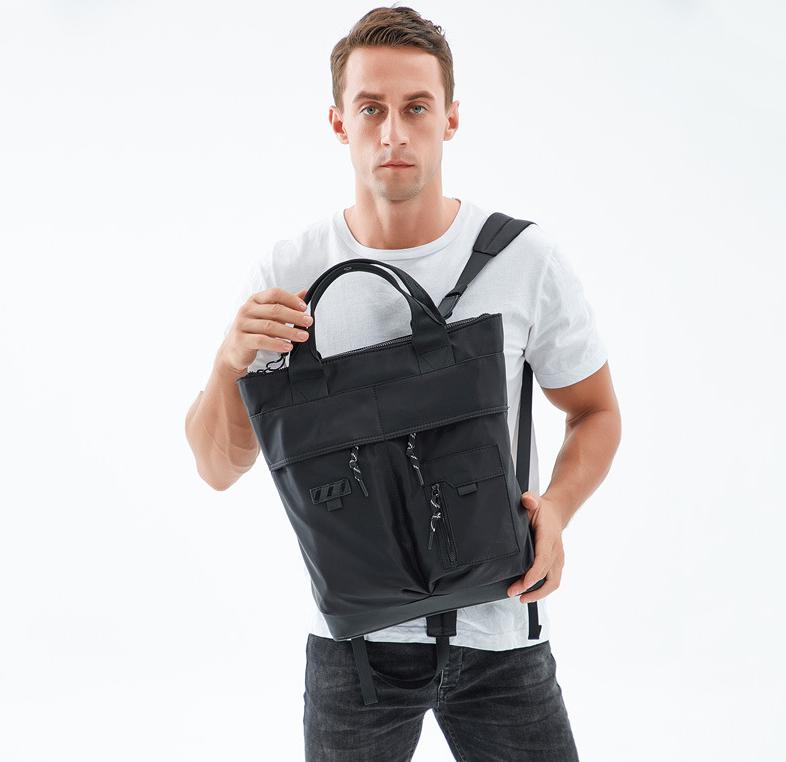 新作 両肩かばん レジャー 旅行カバン 韓国スタイル コンピュータ かばん バッグ ファッション小物 メンズ