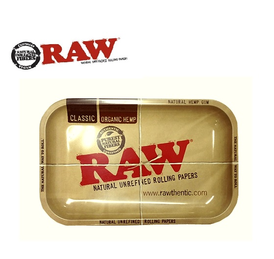 RAW メタルトレー・スモール 正規品 手巻きたばこ