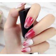 綺麗な艶★爪に貼るだけで華やかになるネイルシート★桜 ピンク