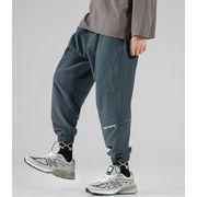 メンズファッション 春秋 新作 ズボン ゆったり カジュアルパンツ ズボン 韓国スタイル 学生