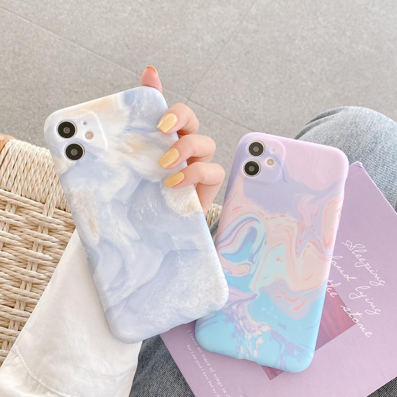 ソフトiPhone ケース iPhone12カバー ins風 アイフォン7Pケース