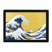 漆芸マウスパッド 波に富士 15802