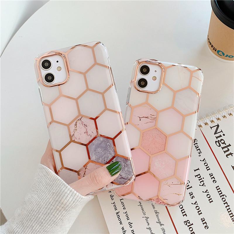 大理石 iPhoneケース iPhone12 mini iPhonexr iPhone11 ケース