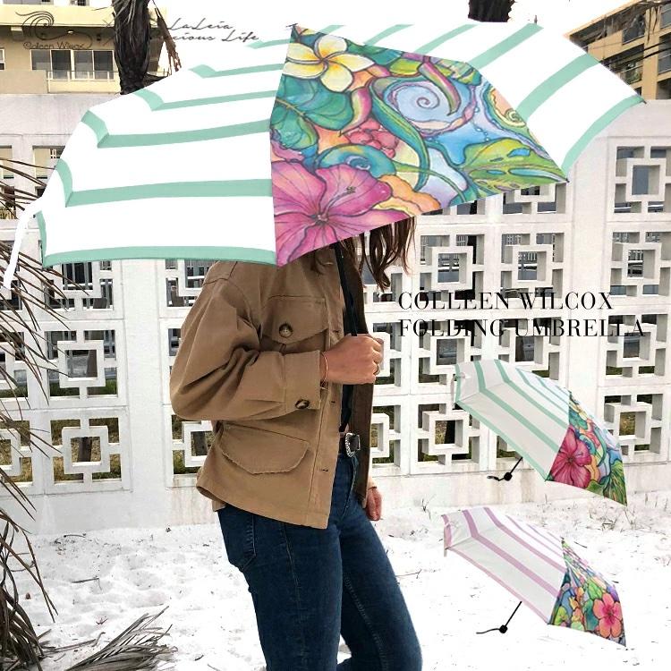 Colleen Wilcox折りたたみ傘
