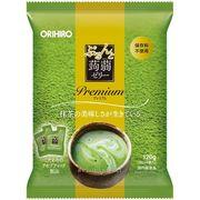 ぷるんと蒟蒻ゼリープレミアム 抹茶