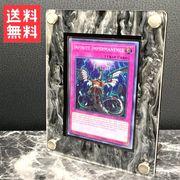大理石調 カードスタンド カード立て ディスプレイ スリーブケース スクリューダウンスタンド (1枚用)