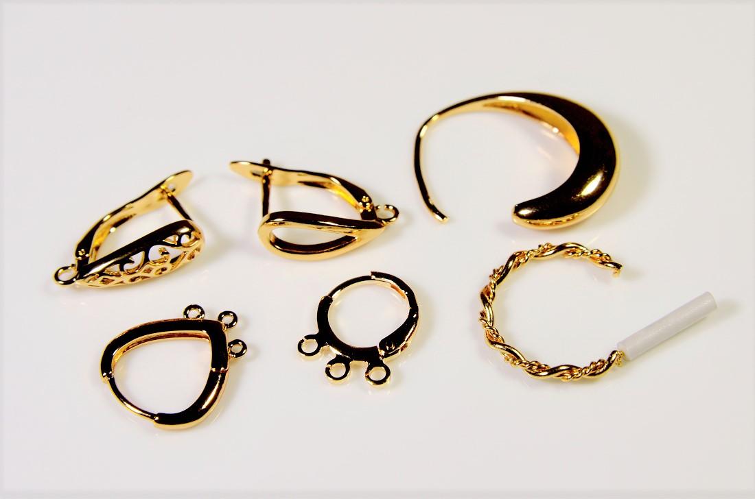 ◆店内全商品営業日当日東京から出荷◆【基礎金具】ピアス金具/進化したイヤリング金具/ハンドメイドパーツ